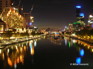 Melbourne City - New Year's Eve 2004